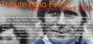 Affiche Nino Ferrer
