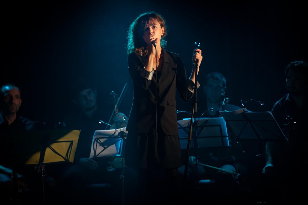 Clarika et L'ensemble DécOUVRIR - Photo David Desreumaux