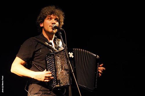 François Gaillard - Frédéric Bobin en concert à la MJC de Venelles le samedi 27 avril 2019 @ Salle des Fêtes de Venelles