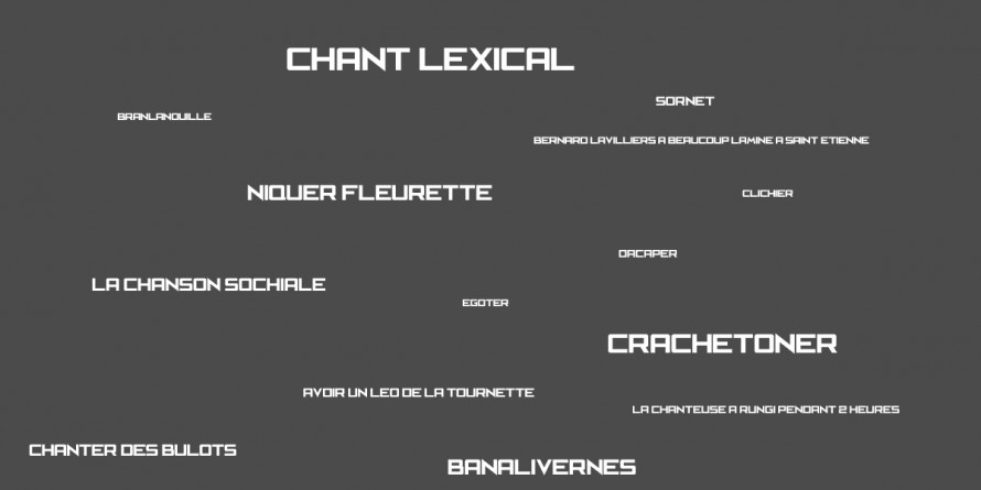 chant-lexical